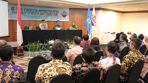Pembukaan Sidang & Sumpah Profesi September 2019 di Jakarta