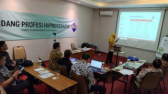 Suasana Sidang Profesi Februari 2020 di Bandung