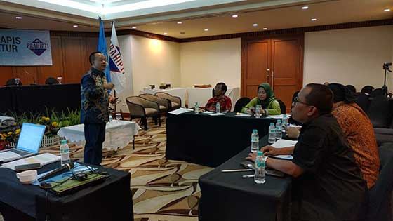 Suasana Sidang Profesi September 2019 di Jakarta